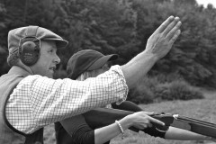 Simulated pheasant shooting, simulated partridge shooting and simulated grouse shooting are even better sport than clay pigeon shooting. Great for client hospialtity and corporate entertainment and just 45 minutes from Central London.